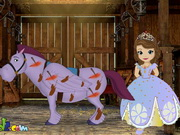 Play Sofia The First Minimus Care