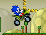 Sonic Atv In Mario Land