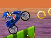 Play Sonic Motobike