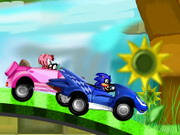 Play Sonic Racing Zone