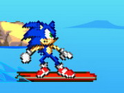 Play Sonic Surf