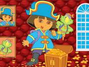 Sort My Tiles Dora The Pirate