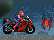 Play Spiderbike Racing