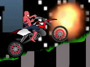 Play Spiderman Bike