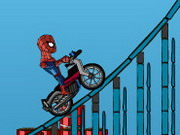 Play Spiderman Combo Biker