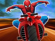 Play Spiderman Dangerous Ride