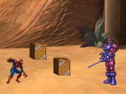 Play Spiderman - Heroes Defence