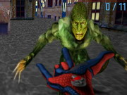 Play Spiderman Lizard Clone