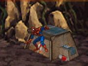 スパイダーマンランブル防衛