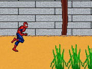 Play Spiderman Running Challenge