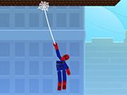 Play Spidey Swing