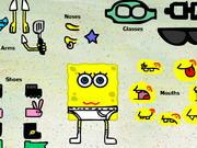 Play Sponge Bob Square Pants Dress up