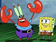 Play SpongeBob and Crab Puzzle