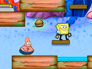 Play Spongebob And Patrick Escape 2