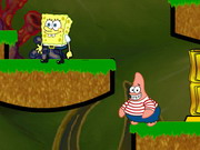 Play Spongebob And Patrick New Action 3