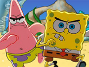 Play Spongebob Bubble World 2