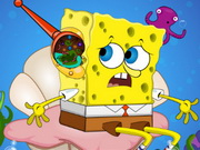 Play SpongeBob Ear Doctor