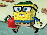 Play Spongebob Go To School