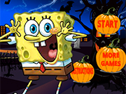 Play Spongebob Halloween Adventure