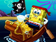 Play SpongeBob Hidden Letters
