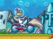 Play Spongebob Motocross