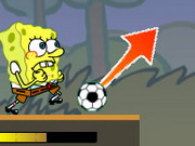 Play Spongebob Play Football