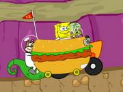Play Spongebob Racing Tournament