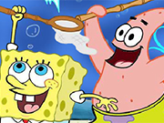 Play Spongebob Seize Jellyfish
