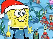 Play Spongebob Snow Adventure 2