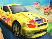 Play Spongebob Speed Car Racing 2