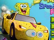 スポンジスピードカーレース
