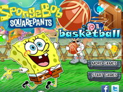 Spongebob Squarepants Basketball