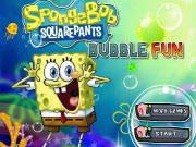 Play Spongebob Squarepants Bubble Fun
