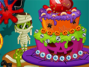 Play Spooky Cake Decor