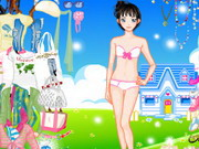 Play Spring Doll Dress Up