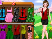 Play Spring Fashion Dressup