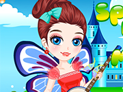 Play Spring Music Fairy