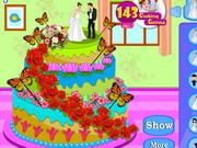 Play Spring Wedding Cake
