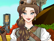 Play Steampunk Make Up