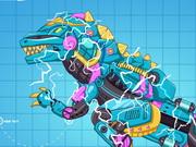Steel Dino Toy: Tyrannosaurus