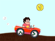 Play Steven Universe Car Race