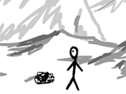 Play Stickman Steve II