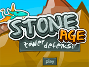 Play Stone Age Tower Defense