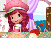 Play Strawberry Shortcake Pie Recipe