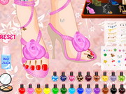 Play Stylish Pedicure 2