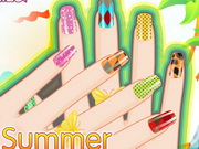 Play Summer Manicure Style