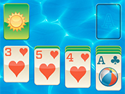 Play Summer Solitaire