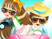 Play Summer Vacation Couple