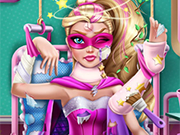 Play Super Barbie Hospital Recovery
