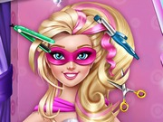Super Barbie Real Haircuts